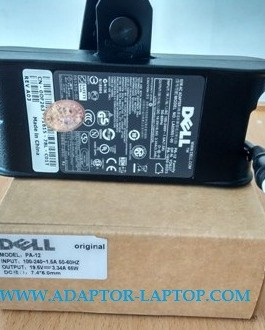Jual adaptor laptop dell