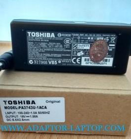 Jual adaptor laptop toshiba