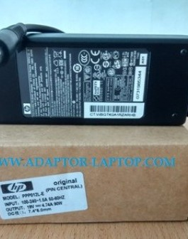 Jual adaptor laptop HP Compaq